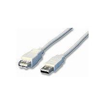 HDK USB 2.0 Verlängerungskabel 3,0 m Stecker Typ A auf Buchse Typ A