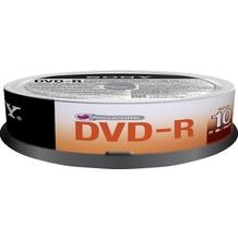 Sony DVD-R 4.7GB/120Min/16x Cakebox (10 Disc)