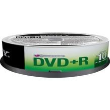 Sony DVD+R 4.7GB/120Min/16x Cakebox (10 Disc)