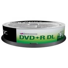 Sony DVD+R 8.5GB DL 8x 10 CB