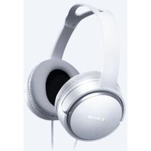 Sony MDR-XD150, HiFi-Kopfhörer mit 40-mm-Treibereinheit, weiß