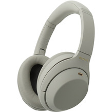 Sony Noise Cancelling Bluetooth Kopfhörer WH-1000XM4, silber