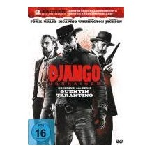 Sony Pictures Django Unchained, DVD
