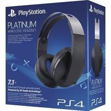 Sony Playstation 4 PS4 Platinum Wireless Headset