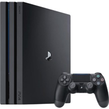 Sony PlayStation 4 PS4 Pro 1TB, schwarz