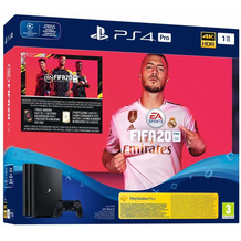 Sony Playstation 4 (PS4) Pro 1TB inkl. FIFA20 Ultimate Team