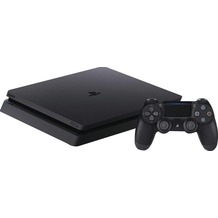 Sony PlayStation 4 slim - 500GB - jet black