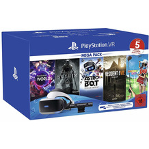 Sony PlayStation 4 Virtual Reality Megapack 2