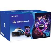 Sony PlayStation VR V2 + PlayStation Kamera + PlayStation VR Worlds