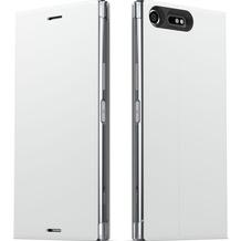 Sony SCSG10 Style Cover Flip für Xperia XZ Premium white
