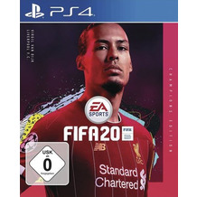 Sony PlayStation 4 Fifa 20 Champions Edition (USK 0) PS4