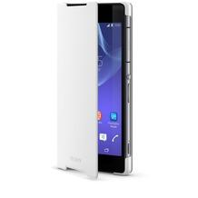 Sony Style Cover SCR10 für Xperia Z2, weiß