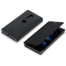Sony Style Cover Stand SCSH40 - Xperia XZ2 (Schwarz)