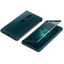 Sony Style Cover Stand SCTH40 - Xperia XZ2 (Grün)
