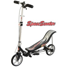 Space Scooter X 580 matt-schwarz