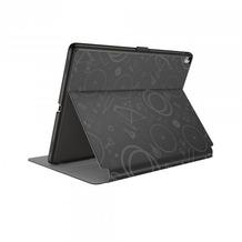 Speck HardCase Speck Balance Folio + Print iPad 9.7 (2017) w/Magnet Bikeparts Black/Ash Grey