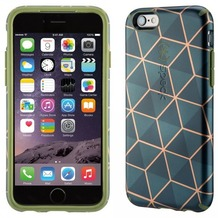 "Speck HardCase CandyShell Inked Luxury Edition für iPhone 6/6S, ""Stacked Cube"", grün"
