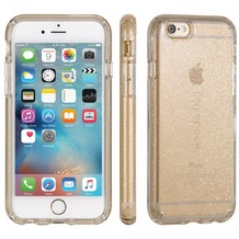 Speck HardCase Speck CandyShell iPhone (6/6S) Plus 5.5 CLEAR GOLD GLITTER