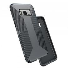 Speck HardCase Speck Presidio Grip Samsung Galaxy S8 Plus Graphite Grey/Charcoal Grey
