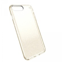 Speck HardCase Speck PRESIDIO iPhone (7) Plus CLEAR GLITTER CLEAR WITH GOLD GLITTER/CLEAR