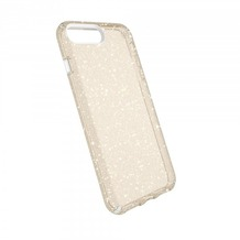 Speck HardCase Speck PRESIDIO iPhone (8) Plus Clear/Glitter - Clear With Gold Glitter/Clear