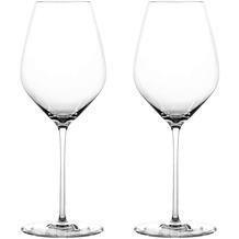 Spiegelau Spiegelau Highline Rotweinglas handgefertigt, 2er-Set
