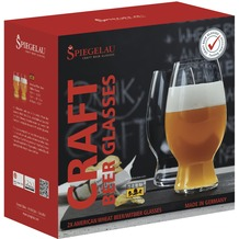 Spiegelau Witbier Glas 2er Set Craft Beer Glasses