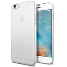 Spigen Air Skin for iPhone 6s transparent