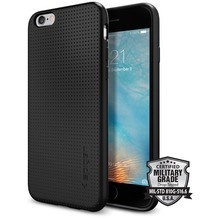 Spigen Capsule for iPhone 6/6s schwarz