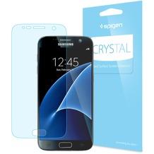 Spigen Crystal 3er-Set for Samsung Galaxy S7, transparent