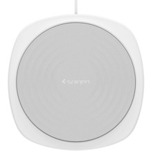 Spigen Essential F305W Wireless FastCharger 9W/Ultra Thin for  white