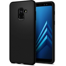Spigen Liquid Air for GALAXY A8 (2018) mattblack