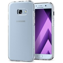 Spigen Liquid Crystal for Galaxy A3 (2017) transparent