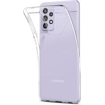 Spigen Liquid Crystal for Galaxy A72 crystal clear