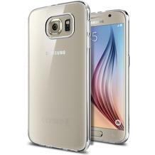Spigen Liquid Crystal for Galaxy S6 transparent