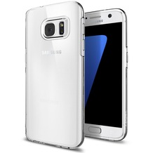 Spigen Liquid Crystal for Galaxy S7 transparent