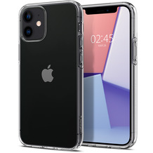 Spigen Liquid Crystal for iPhone 12 mini crystal clear