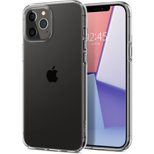 Spigen Liquid Crystal for iPhone 12 Pro Max crystal clear