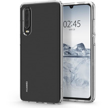 Spigen Liquid Crystal for P30 crystal clear
