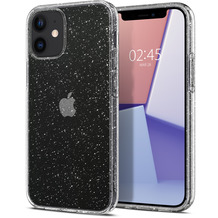 Spigen Liquid Crystal Glitter for iPhone 12 mini crystal quartz