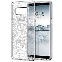 Spigen Liquid Crystal Shine for Galaxy Note 8 crystal clear