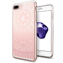 Spigen Liquis Crystal for iPhone 6+/6s+/7+/8+ pink