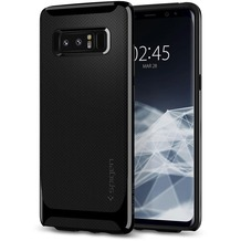 Spigen Neo Hybrid for Galaxy Note 8 gun metal