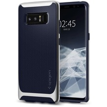 Spigen Neo Hybrid for Galaxy Note 8 silver arctic