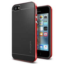 Spigen Neo Hybrid for iPhone 5/5S/SE dante red