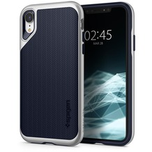 Spigen Neo Hybrid for iPhone XR satin silver