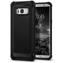Spigen Rugged Armor Extra for Galaxy S8 schwarz