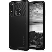 Spigen Rugged Armor for P30 Lite matt black