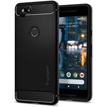 Spigen Rugged Armor for PIXEL 2 black