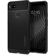 Spigen Rugged Armor for Pixel 3 matt black